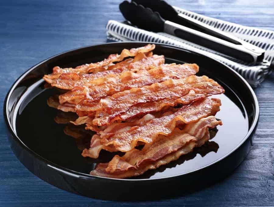 Come cucinare il bacon nella friggitrice ad aria calda